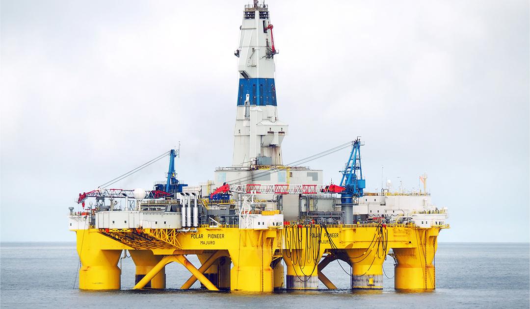 Shell plant wieder Ölbohrungen in der Arktis