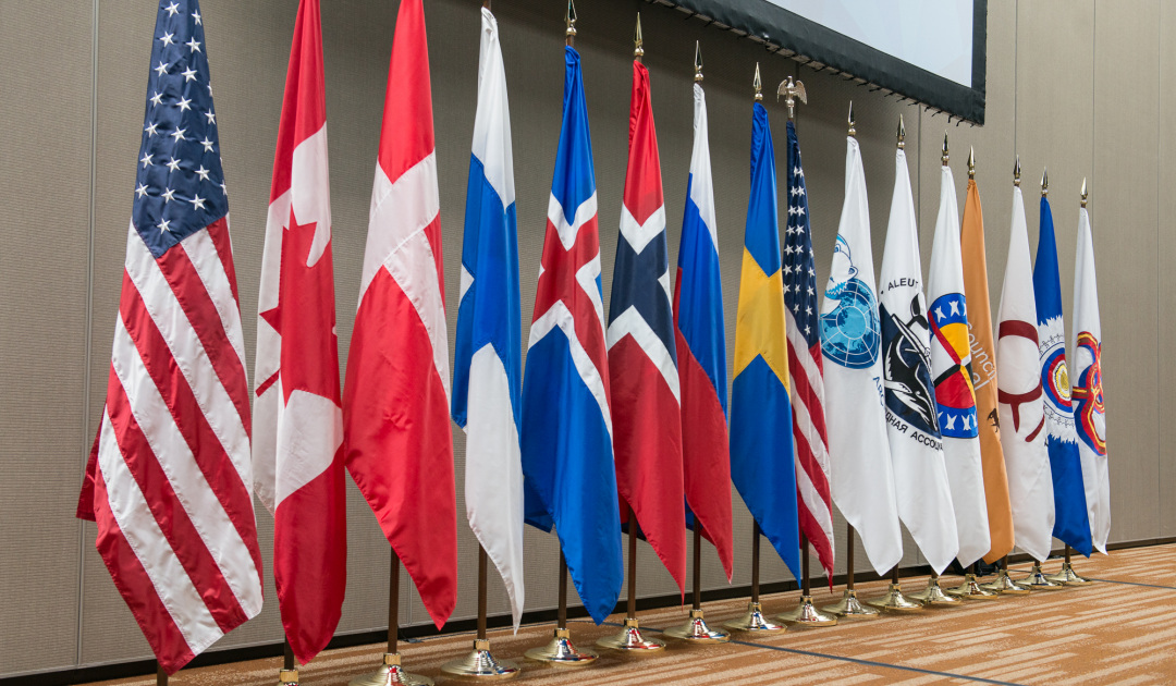 Arctic Council as a candidate for the Nobel Peace Prize