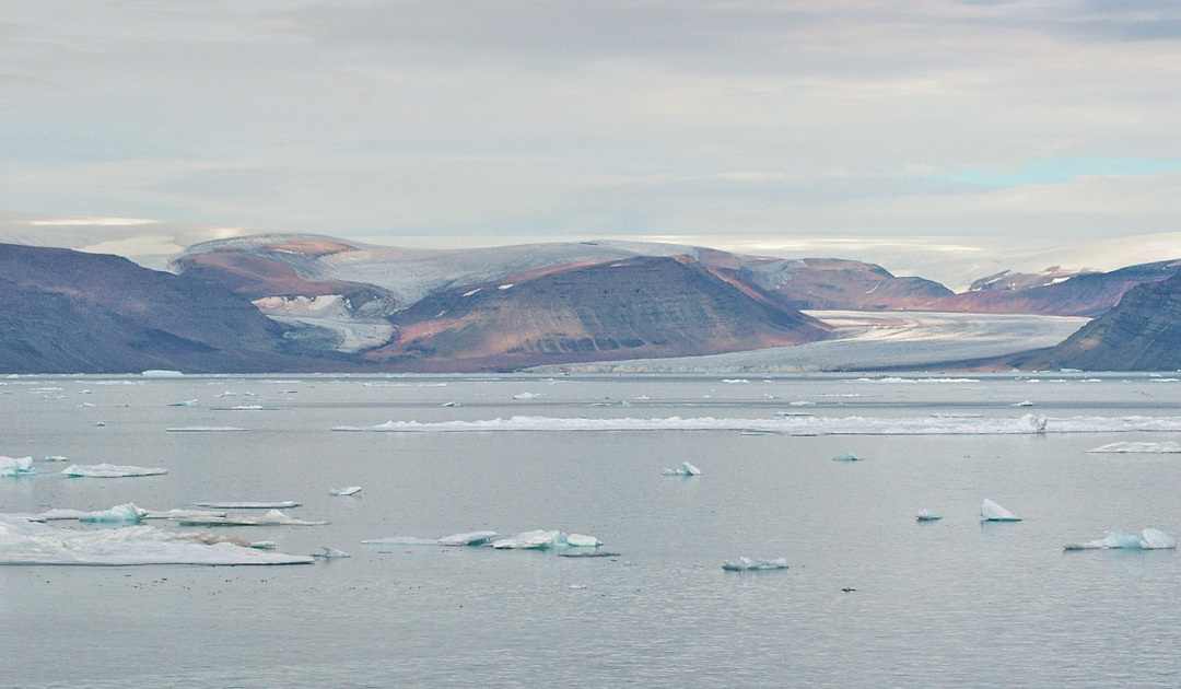 Greenland's coast gets a new face