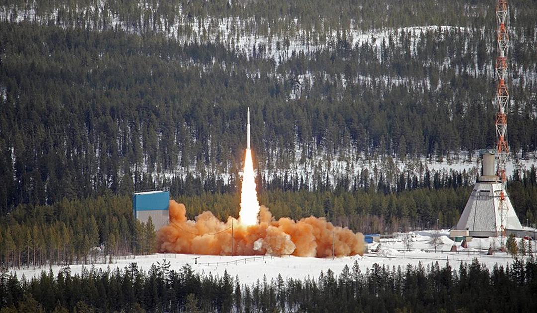 Schweden's Space Center wird weiterentwickelt