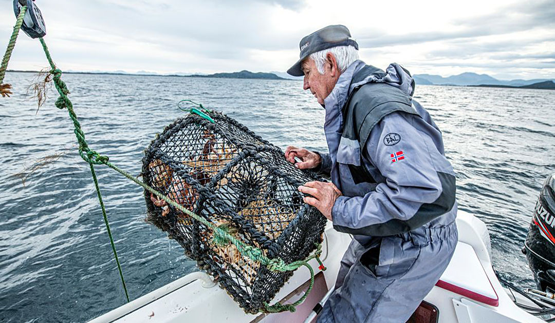 More than 100 tons of fishing gear recovered