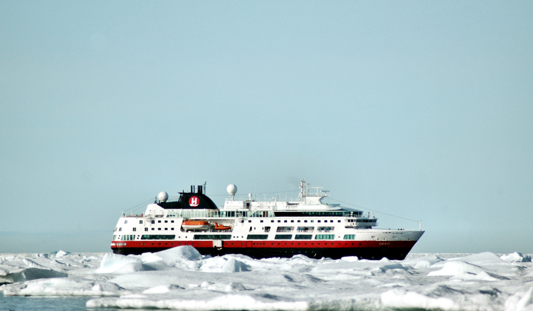 Mögliches Interesse Chinas an Svalbard via Hurtigruten