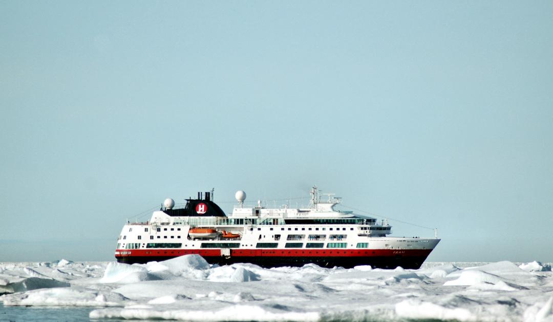 Possible Chinese interest in Svalbard via Hurtigruten