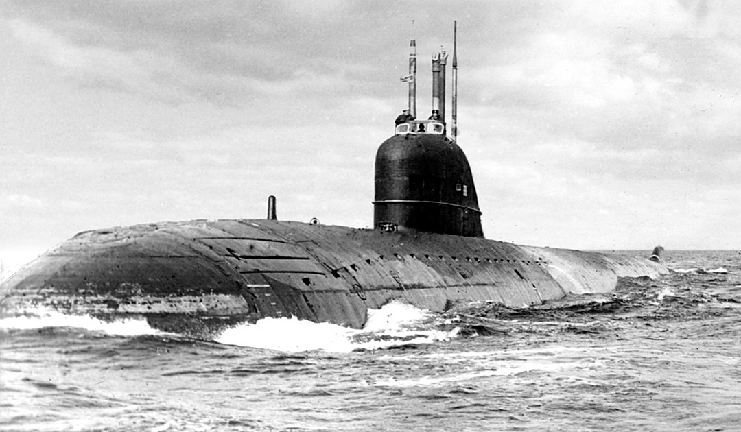 First Russian nuclear submarine turns into museum