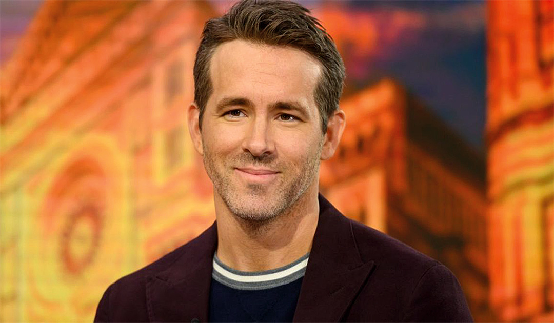 Ryan Reynolds and Canada Goose donate parkas