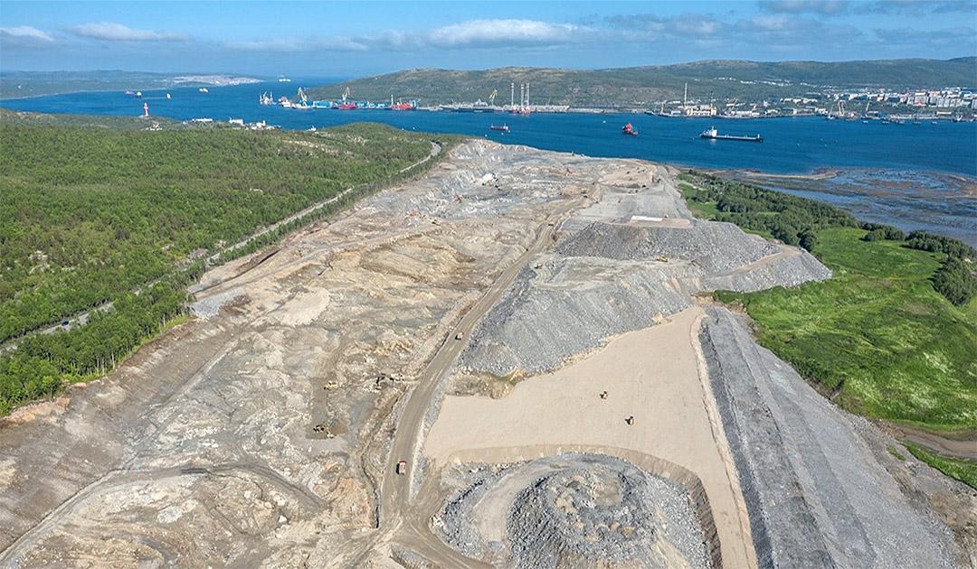Kohlehafen-Projekt «Lavna» ins Stocken geraten