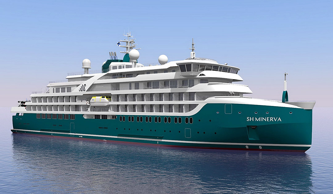 Confusion over two new expedition ships