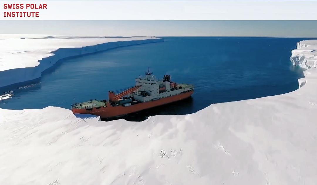 Schweizer Polarinstitut steigt national auf