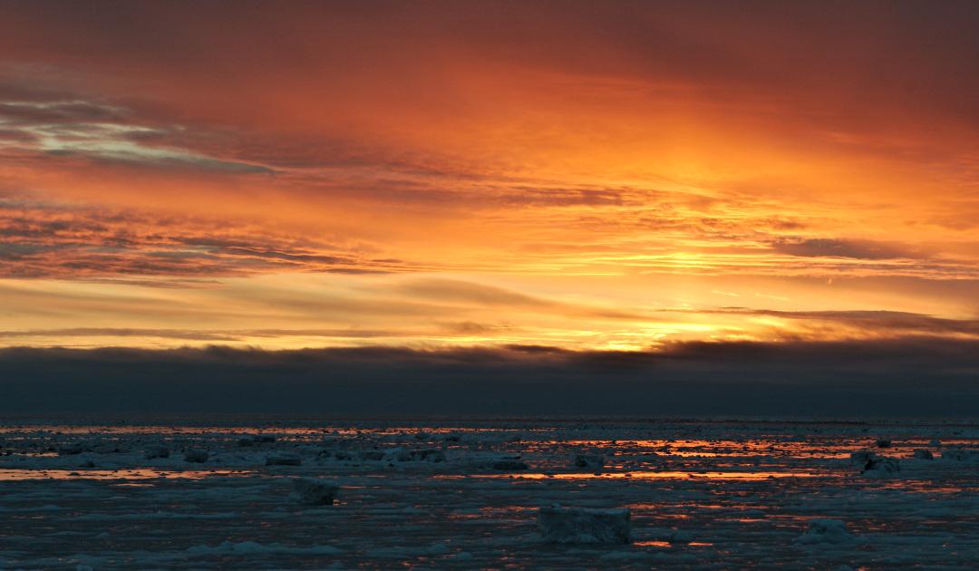 Arktis  & Klima: Lage schlecht, aber nicht hoffnungslos – mit etwas Licht am Horizont