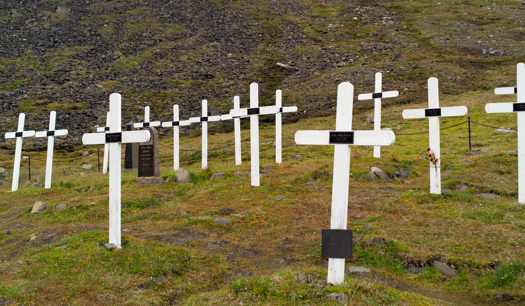 New cemetery planned for Longyearbyen in 2022