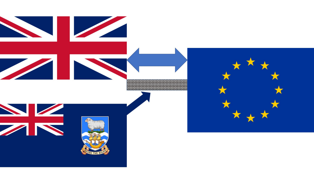 EU-UK Agreement without Falkland Islands