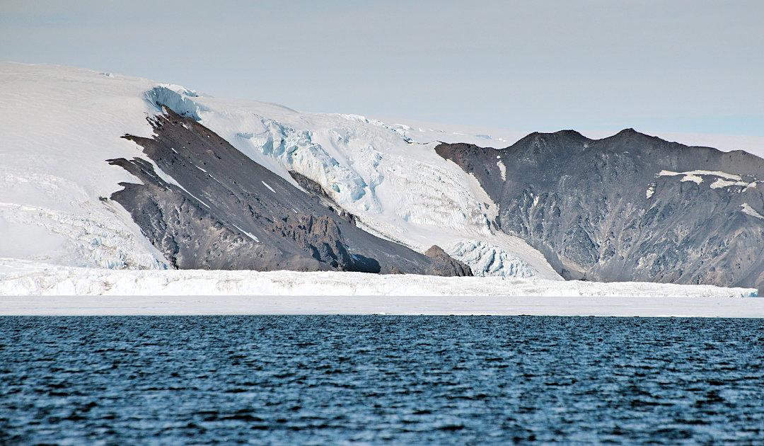 Arktische Gletscher beeinflussen Antarktika