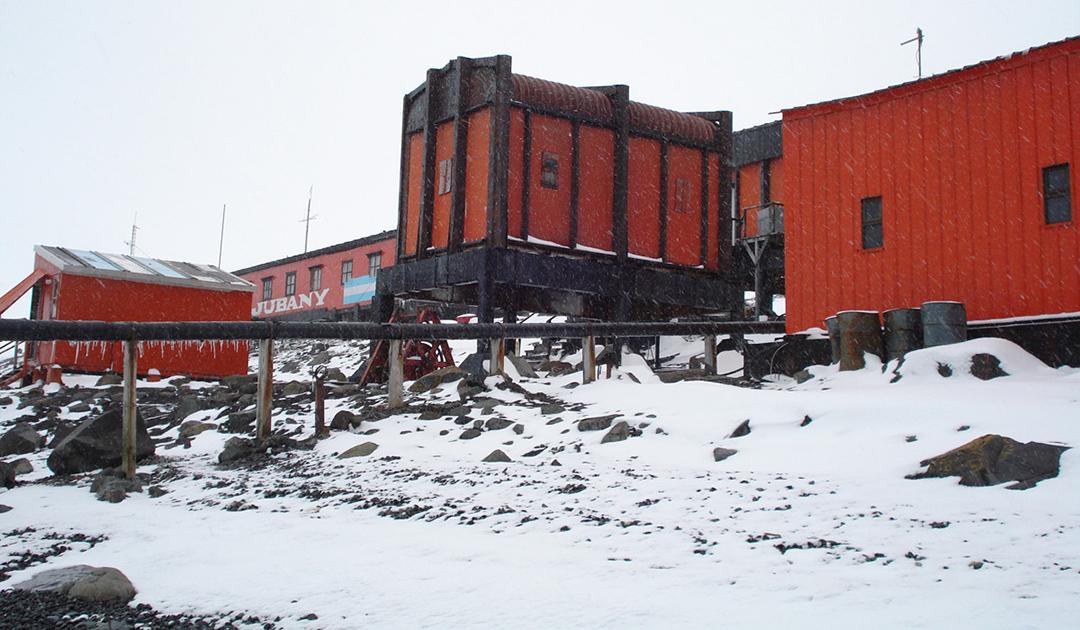 30.000 Erdbeben nahe der Antarktischen Halbinsel