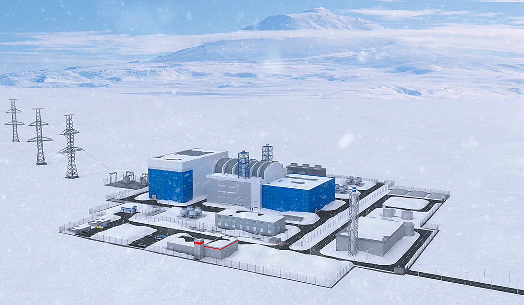 Yakutia gets small nuclear power plant