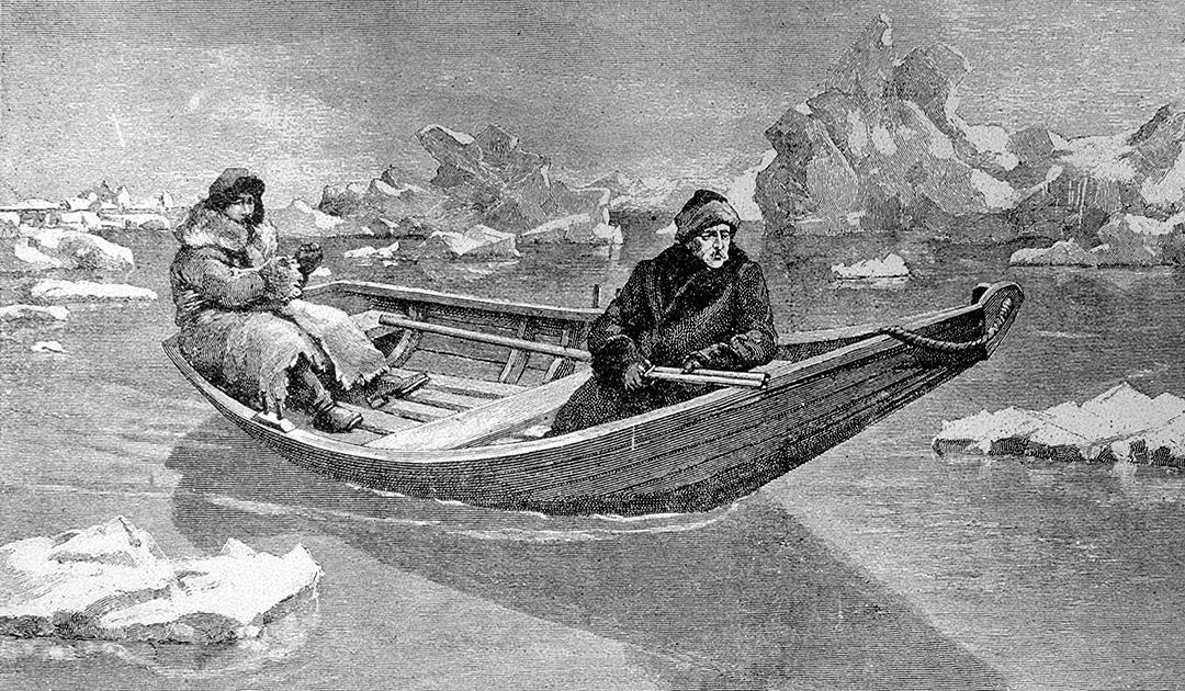 Nordostpassage – Lange Suche nach dem kurzen Weg