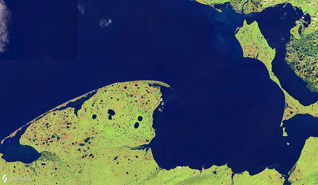 Permafrostböden tauen immer stärker auf