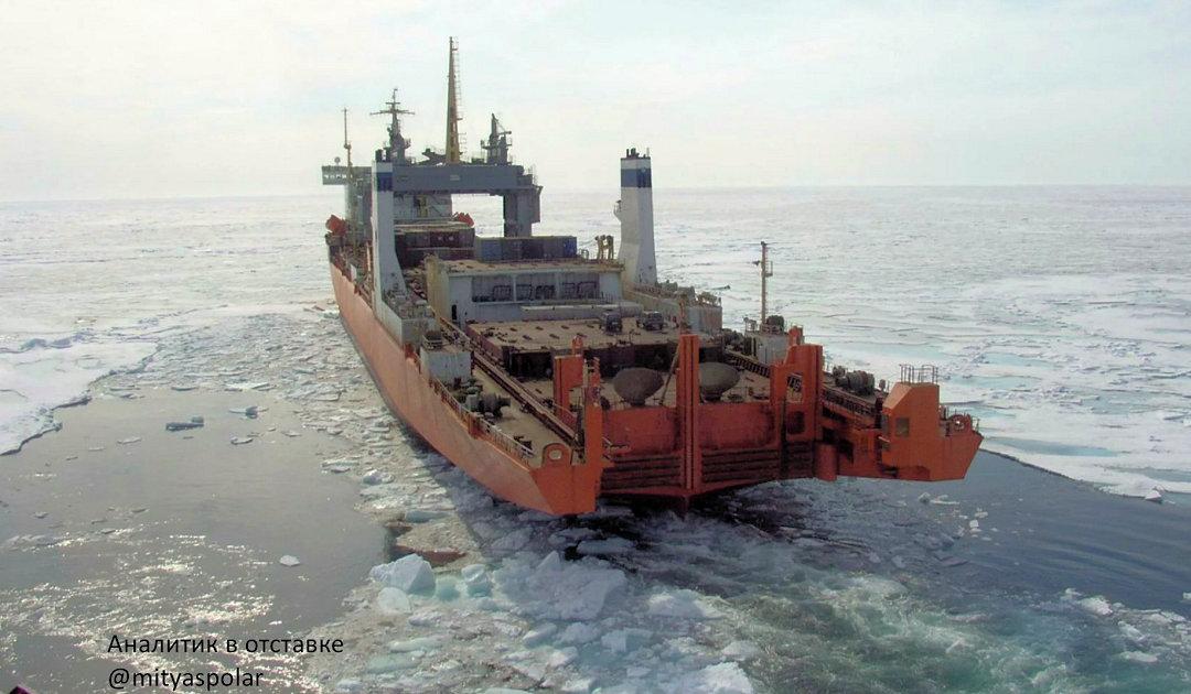 Sevmorput – Russlands Arbeitspferd mit langer Geschichte