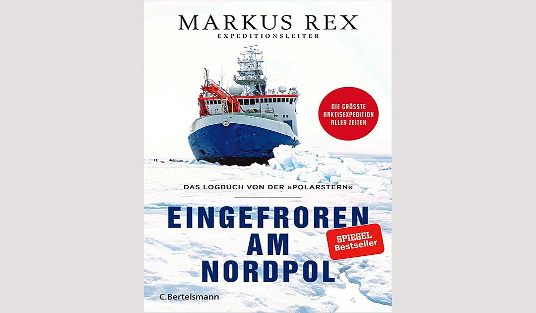 Buch – Eingefroren am Nordpol