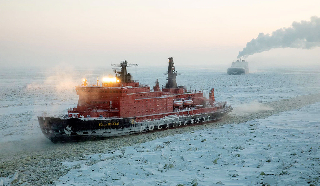 Northern Sea Route – never as much cargo as in 2020