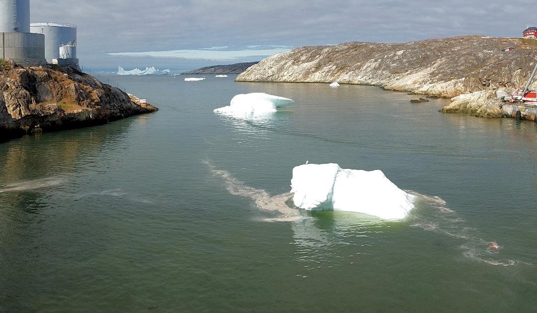 Grönland macht wieder zu