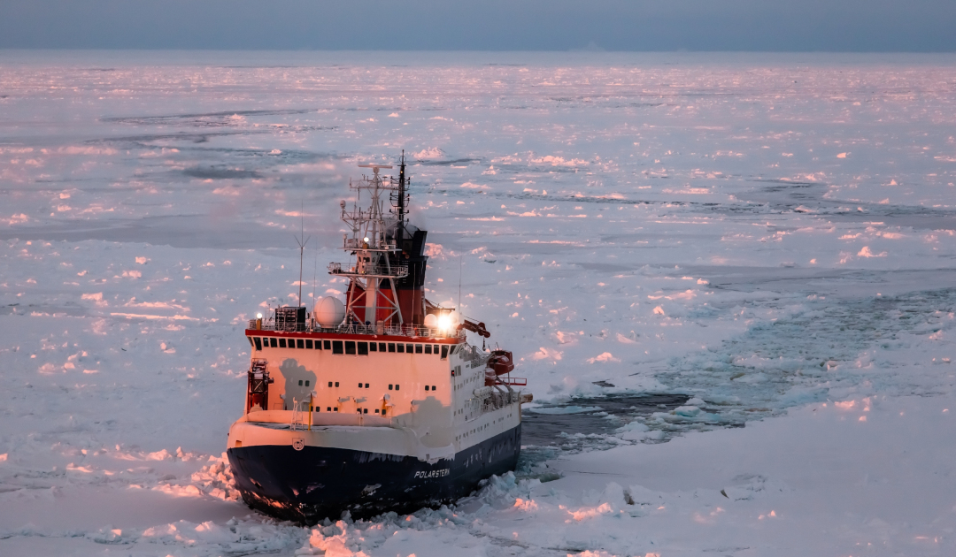 AWI Antarctic expedition gets underway
