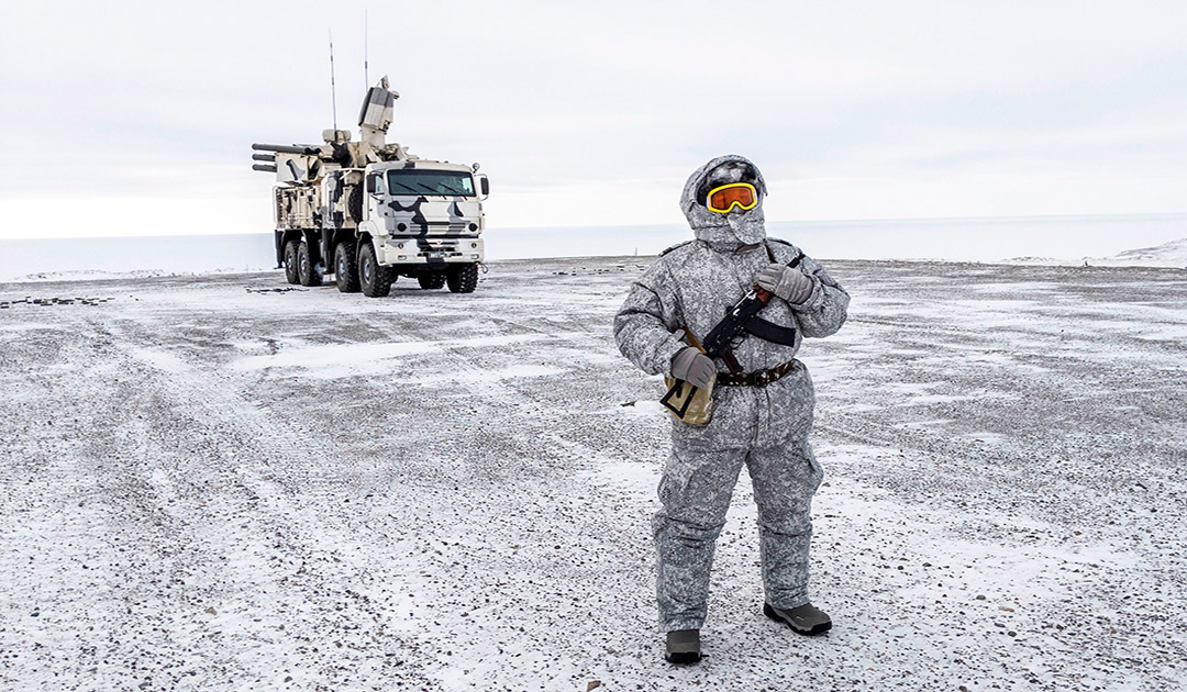 Battle for the Arctic – America not ready