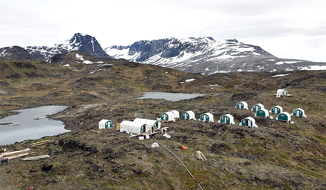 Greenland – Search for uranium approved!