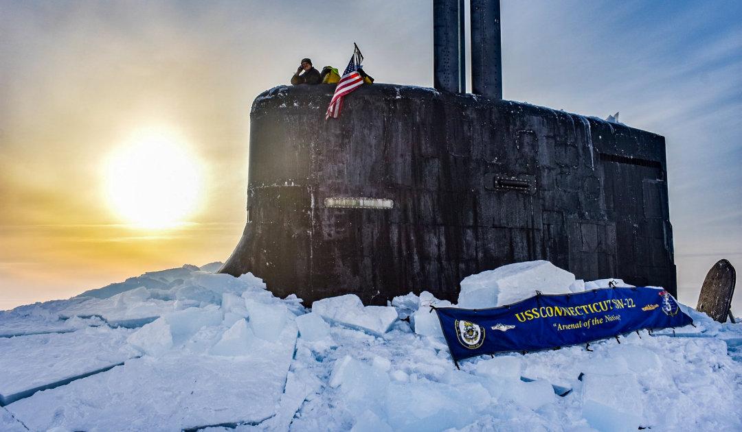 US-Navy mit neuer Arktis-Strategie