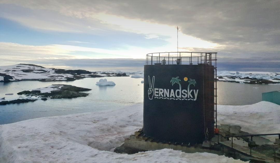 Die «Vernadsky»-Station feiert 25 Jahre