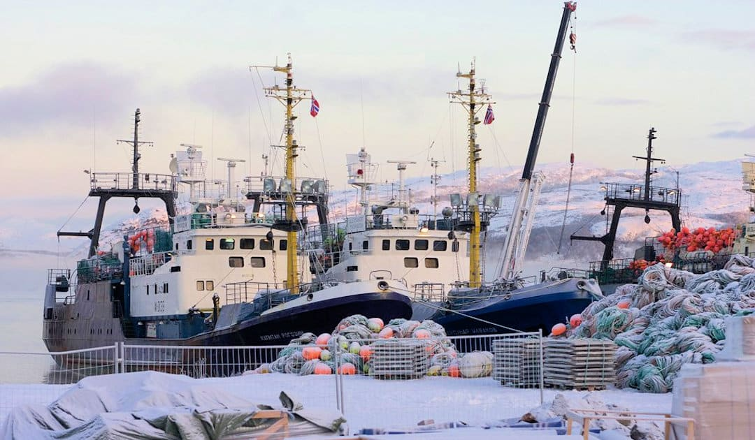 Arctic fisheries become a political crisis area