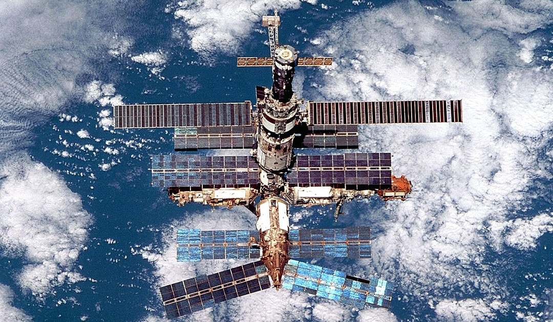 New space station to fly over the poles
