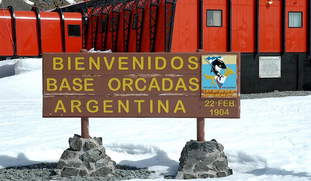 117 Jahre argentinische Präsenz in der Antarktis