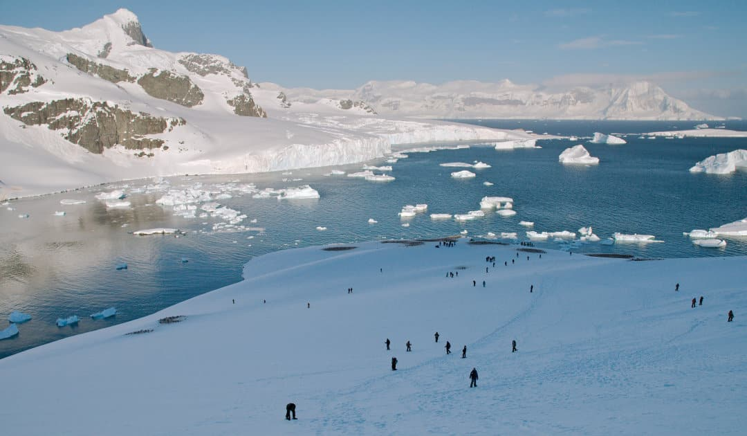 Further opening of South American Antarctic gateways