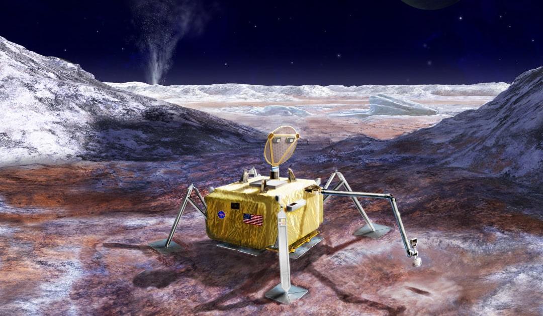 Grönland als Testort für extraplanetare Forschung