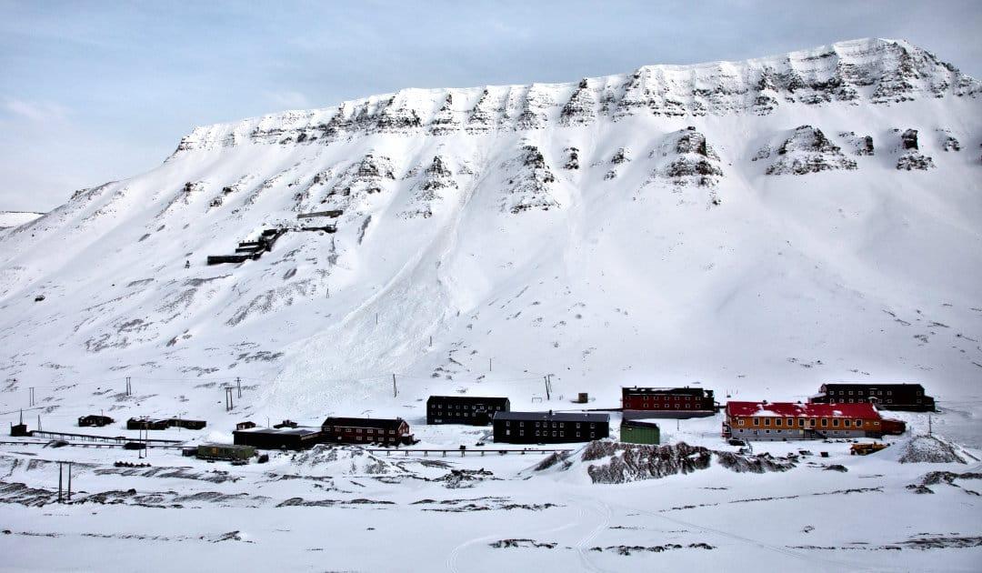Lawinengefahr bedroht Teile von Longyearbyen