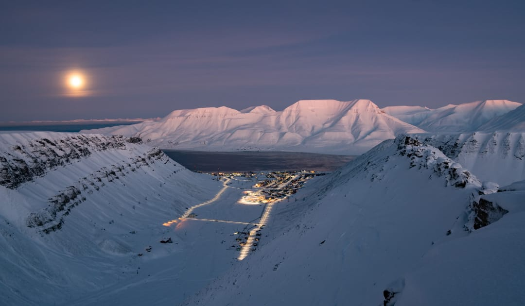 Svalbard hat seinen ersten echten COVID-Fall