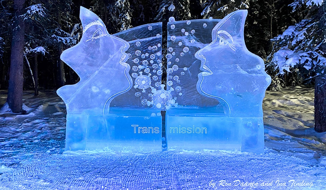 Ice Art Championships in Fairbanks