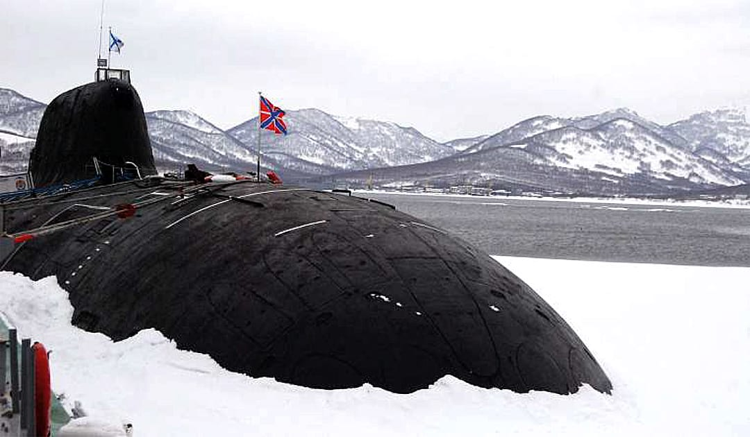 "Submarine ""Khabarovsk"" is looking for a home base"