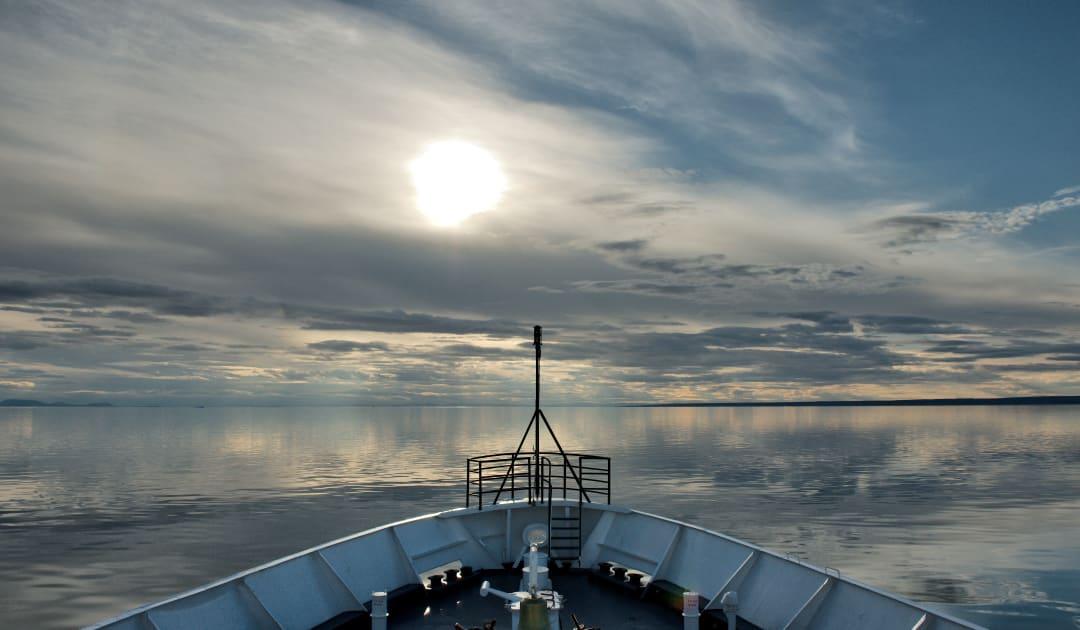 Nordwestpassage gewinnt an Fahrt