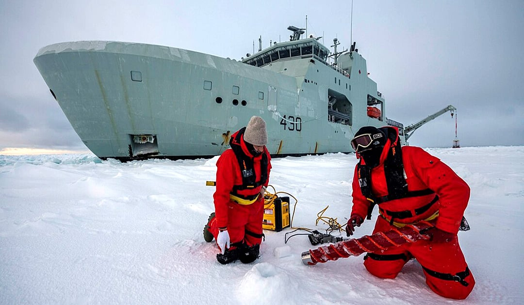 Canada sees China as a problem in the Arctic