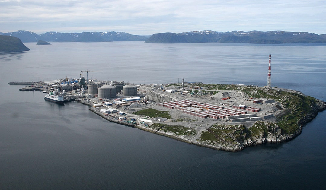 Russia supplies LNG to Norway