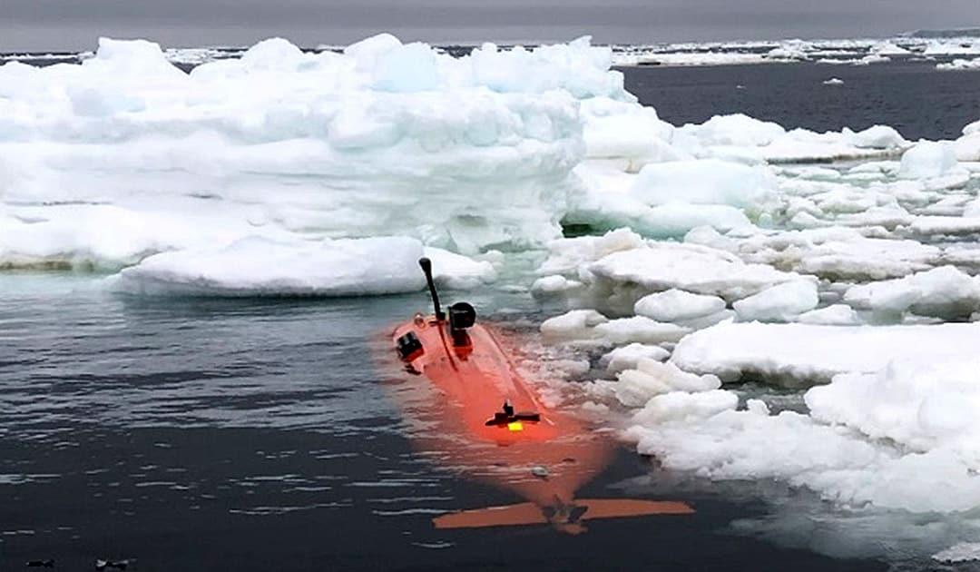 Thwaites Gletscher – Wärmezufluss stärker als vermutet