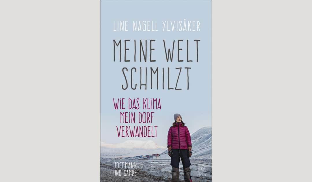 Buch – Meine Welt schmilzt