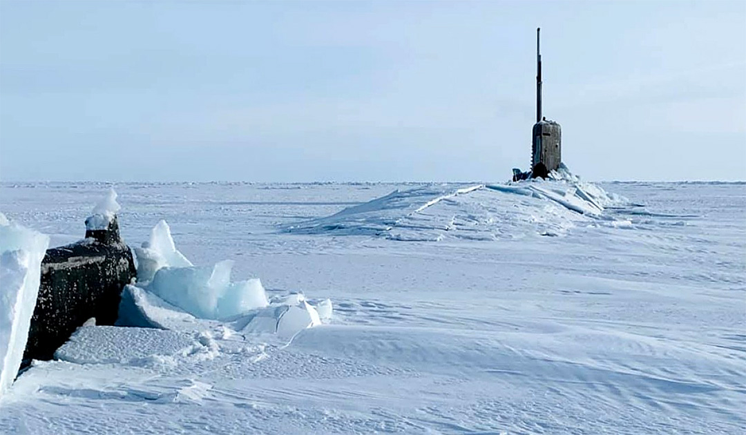 US military continues to focus on the Arctic