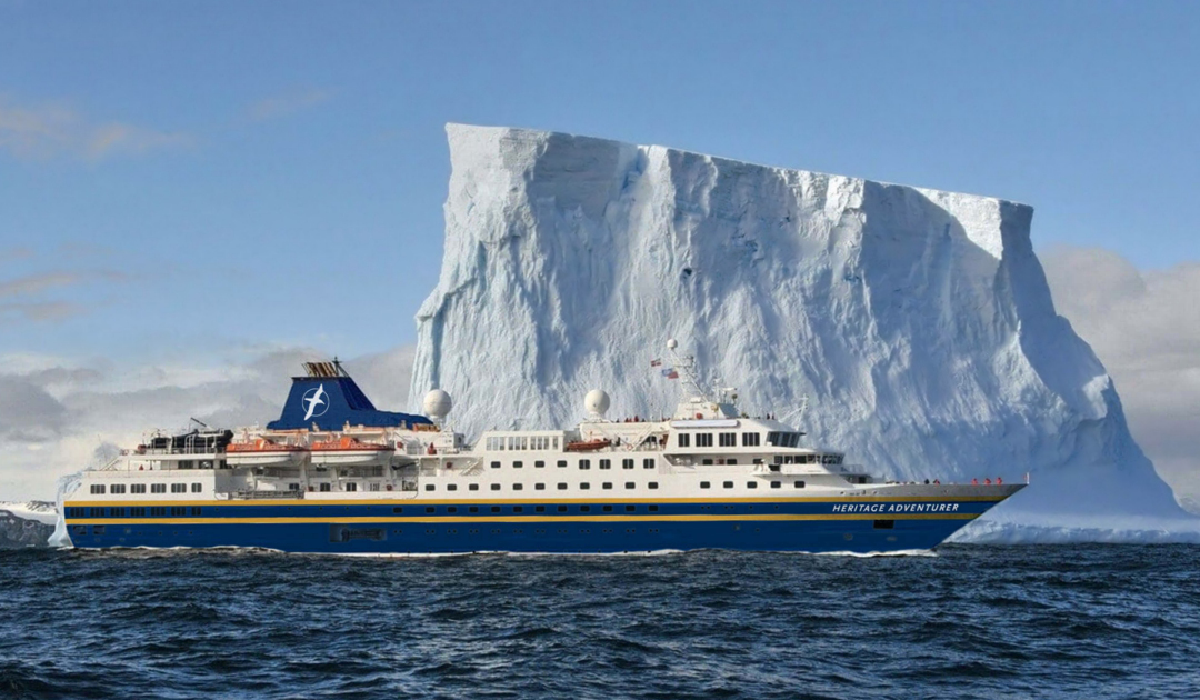 Heritage Expeditions bringt Ex-Hanseatic auf Polarbühne zurück