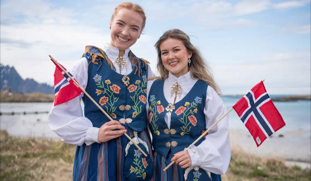 Gratulerer med dagen – Norwegen's Verfassungstag