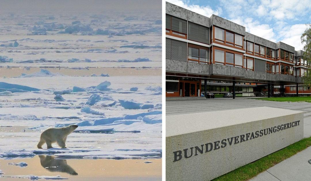 Good news für die Arktis dank Bundesverfassungsgericht