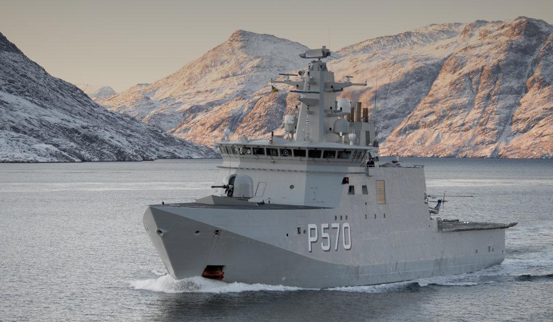 Eigene Küstenwache für Grönland?