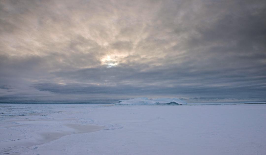 Spurengase beschleunigen Klimawandel in der Antarktis