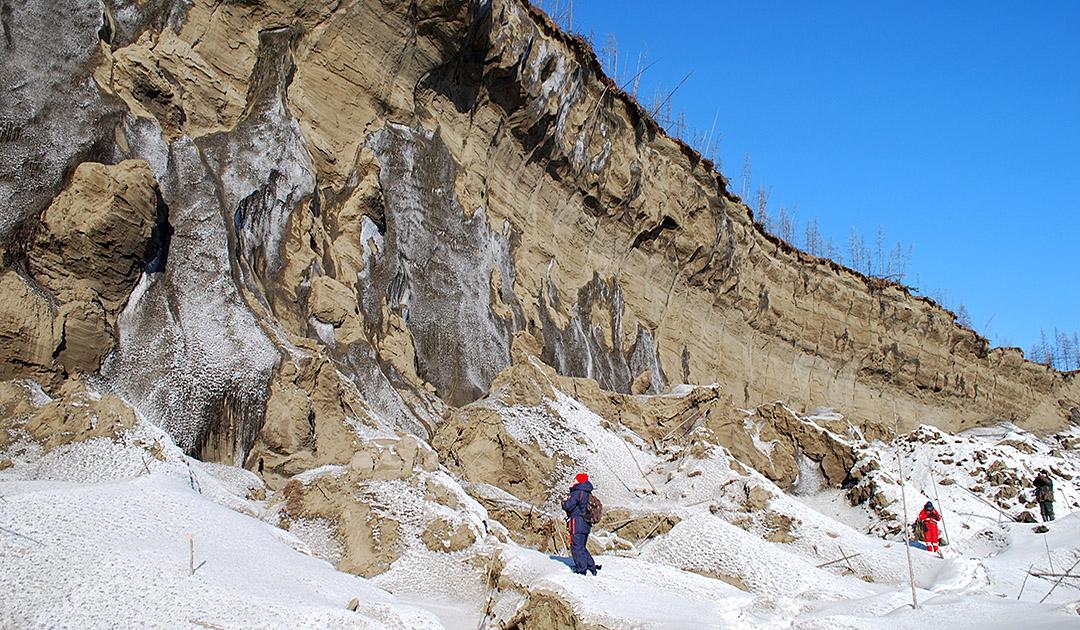 Ältester Permafrostboden von Sibirien entdeckt